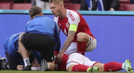 Eriksen'den ilk mesaj: Pes etmeyeceğim