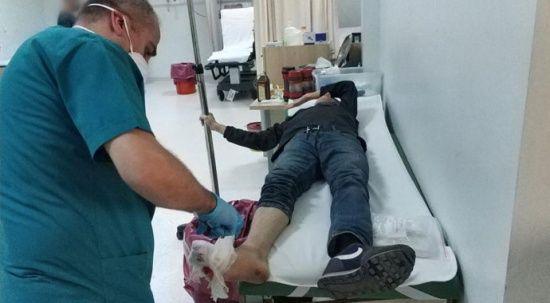 Fotoğraf sevdası hastanede bitti