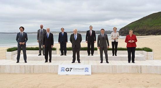 G7 Zirvesi'ne korona sıçradı