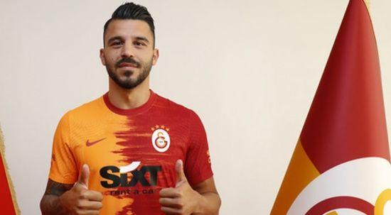 Galatasaray'ın yeni yıldızı Aytaç Kara şov yaptı
