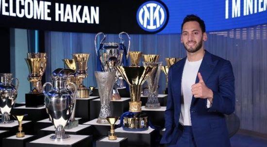 Hakan Çalhanoğlu'ndan Inter transferinin ardından açıklama
