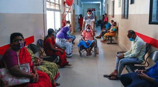 Hindistan'da kara mantar hastalığı durdurulamıyor