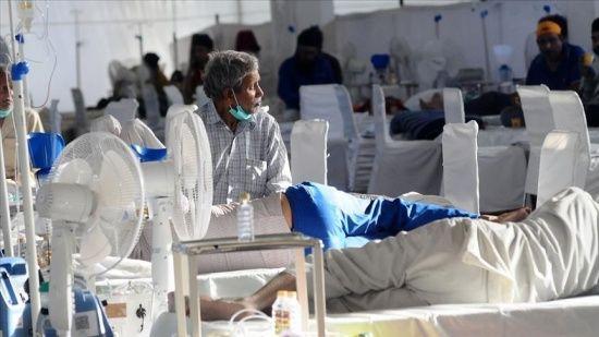 Hindistan'da koronavirüsten ölenlerin sayısı 385 bin 137'ye yükseldi