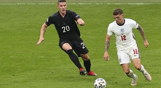 İngiltere, Almanya'yı geçerek çeyrek finale yükseldi