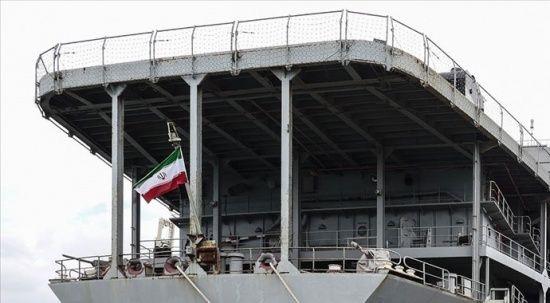 İran donanmasının en büyük gemisi battı
