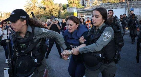 İşgalci İsrail medya da saldırılarını sürdürüyor