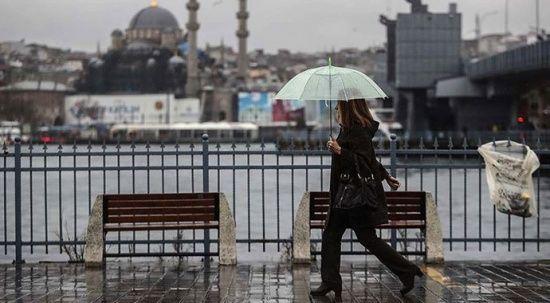 İstanbul'a sağanak uyarısı! Meteoroloji saat verdi