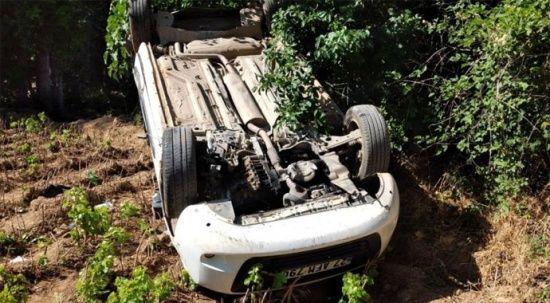 Kına yolunda kaza: Çok sayıda yaralı var