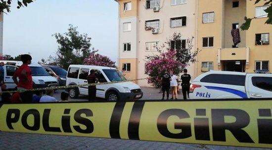 Komşuların kavgası cinayetle son buldu