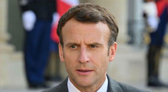 Macron'un partisi başarı gösteremedi