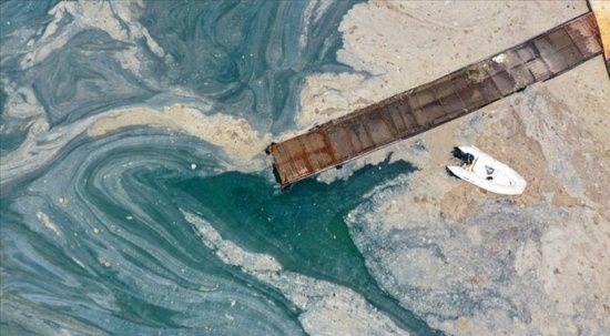 Marmara'dan 6 bin 929 metreküp müsilaj temizlendi