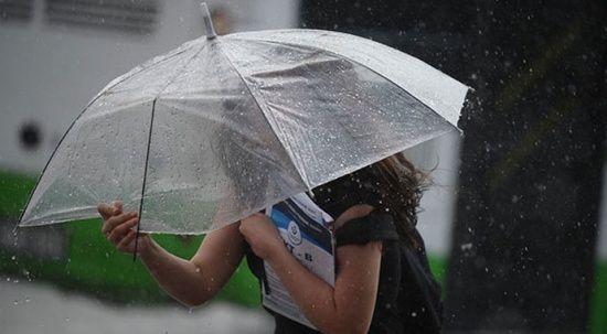 Meteoroloji il il uyardı! Sağanak alarmı verildi