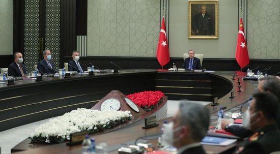 MGK: Terör örgütlerine yönelik harekâtlar kesintisiz sürecek