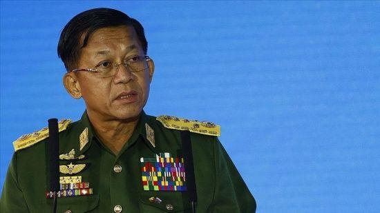 Myanmar cunta lideri General Glaing içişlerine karışan ülkeleri eleştirdi