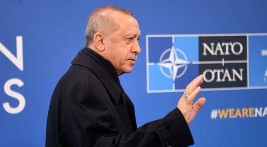 NATO'da 4 liderle  baş başa görüşme