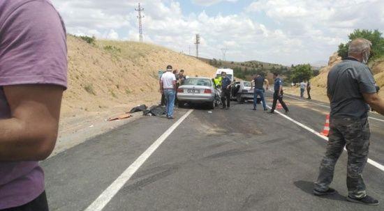 Nevşehir'de kaza: 3 ölü, 3 yaralı