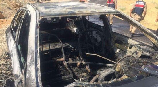 Ölümlü araç yangınında korkunç detay!