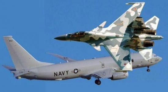 Pasifik'te gergin anlar: Rus savaş uçağı, ABD keşif uçağını geri püskürttü