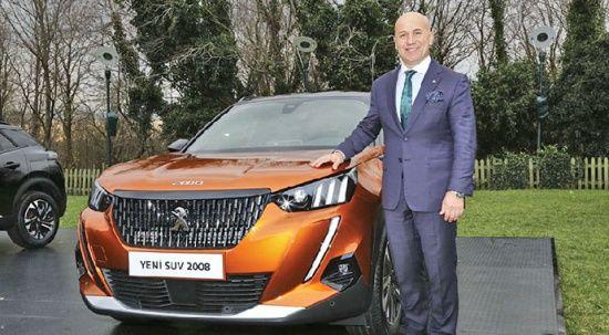 Peugeot Müdürü Anaç: Hafif ticaride yüzde 96 büyüdük