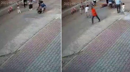 Pitbull dehşeti: 9 yaşındaki çocuğa 30 dikiş atıldı