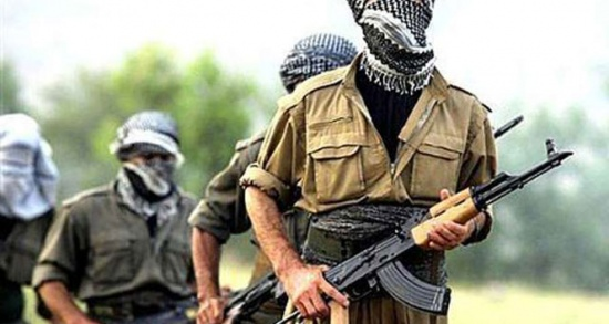 PKK'dan kaçan 5 terörist teslim oldu