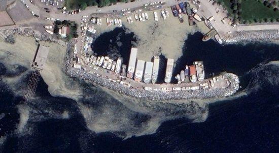 Müsilaj tehdidinde Akdeniz'de risk altında