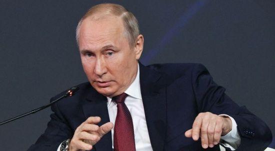 Putin'den Batı'yı tedirgin eden açıklama