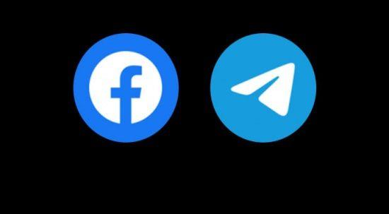 Rusya'dan Facebook ve Telegram'a 27 milyon ruble para cezası
