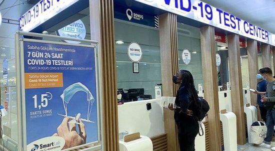 146 ülkeden Türkiye'ye gelen aşılı yolculardan PCR testi istenmeyecek