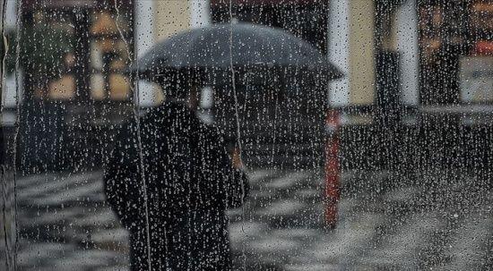 Sağanak yağışlar devam edecek
