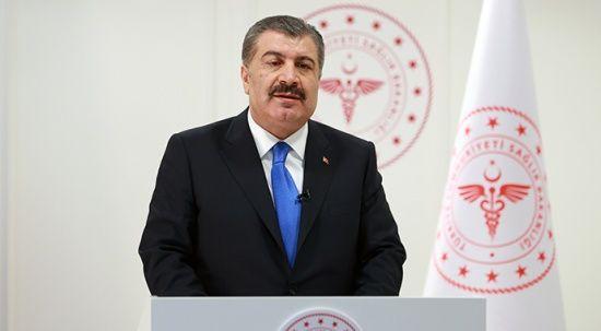 Sağlık Bakanı Koca: Güvenli her aşıyı vatandaşlarımızla buluşturacağız
