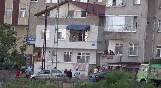 Samsun'da komşuların feci sonu! Peş peşe can verdiler