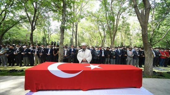Şehit Er Muhammet Ali Akın son yolculuğuna uğurlandı