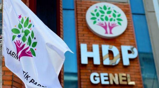 Son dakika: HDP iddianamesi için kabul istemi