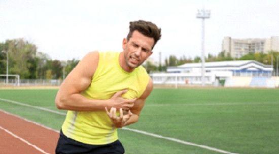 Sporcularda kalp krizi daha öldürücü