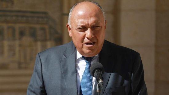 Şukri: Mısır, Katar ile eski defterleri kapatmaya çalışıyor