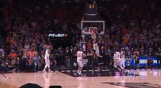 Suns konferans finalinde skoru 2-0'a getirdi