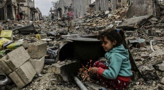Suriye rejimi sivilleri açlığa mahkûm ediyor