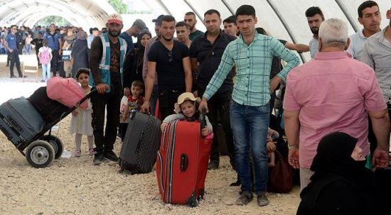 Suriyeliler ülkesine dönmek istiyor