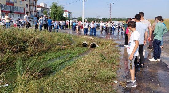Tekirdağ'da sel felaketi, 2 çocuk öldü