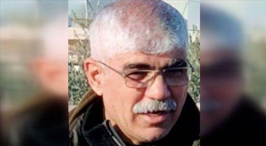 Terör örgütü PKK'nın sözde Mahmur sorumlusu etkisiz hale getirildi
