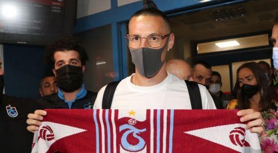 Trabzon'da Hamsik coşkusu