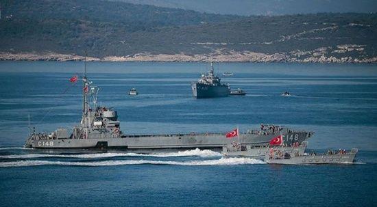 Turizm anlaşmasına uymayan Yunanistan'a NAVTEX'li cevap