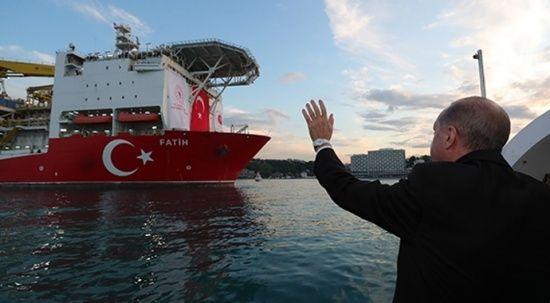 Türkiye 'doğalgaz rezervi bulunan ülkeler sıralaması'nda yükseldi