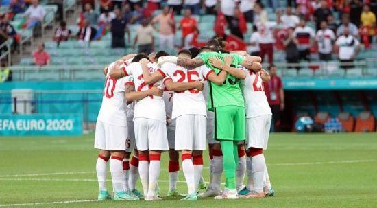 Türkiye-Karadağ maçı Vodafone Park'ta