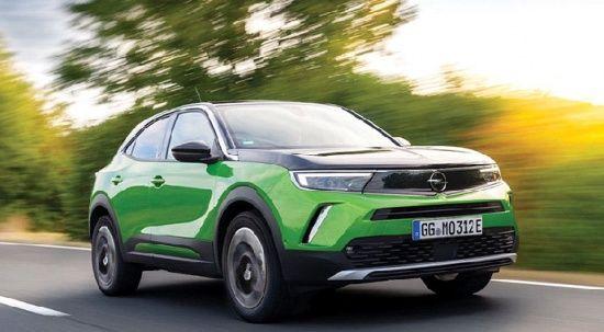 Yeni Mokka SUV'da dengeleri değiştirecek