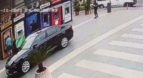 Yomra Belediye Başkanı'na saldıran zanlı yakalandı
