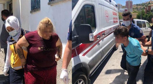 17 yasındaki genç annesini dövüp eve kilitledi
