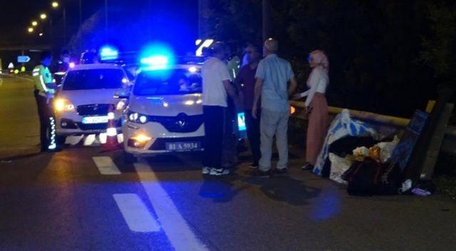3 araç kazaya karıştı: Yaralılar var