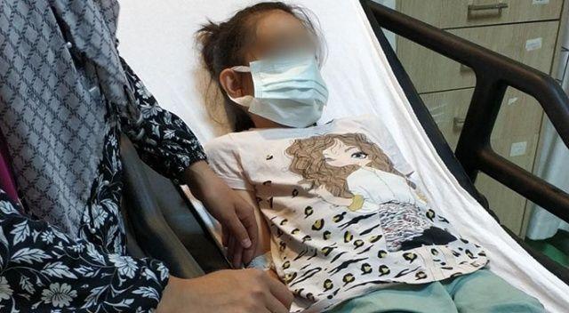 4 yaşındaki çocuk 9 yaşındaki ablasını balkondan attı